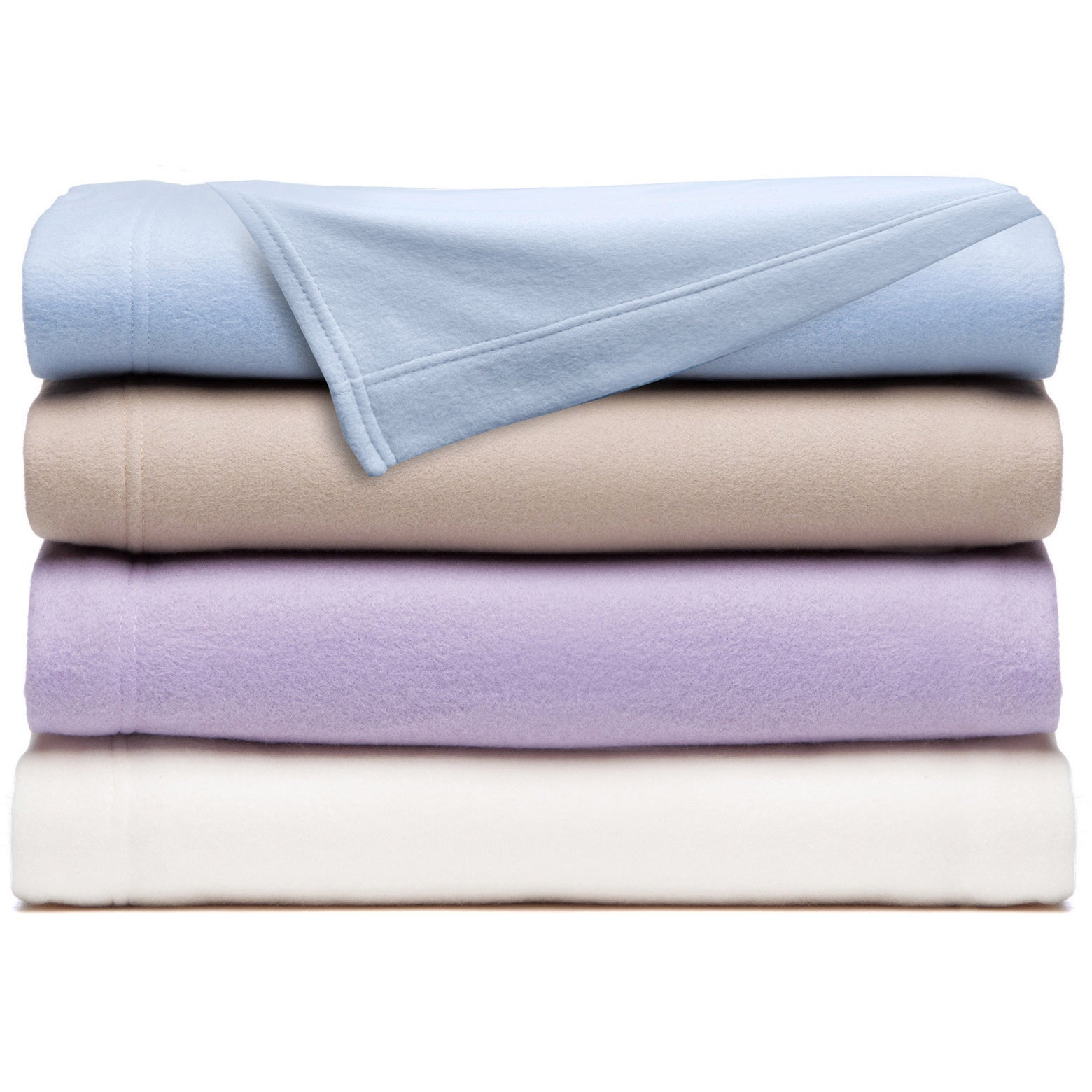 Brushed Fleece Sheet Set at Sears.com
