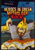 Heroes in Greek Mythology Rock! (Paperback)