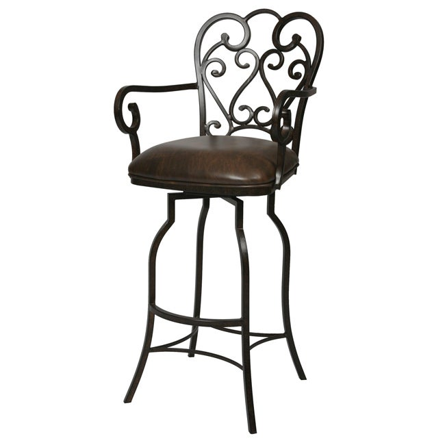 Magnolia 30-inch Swivel Bar Stool