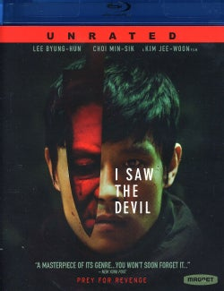 I Saw The Devil (Blu-ray Disc)