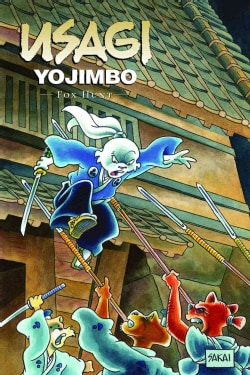 Usagi Yojimbo 25: Fox Hunt (Paperback)