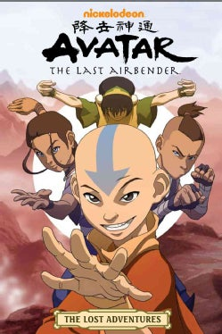 Avatar: The Last Airbender: The Lost Adventures (Paperback)