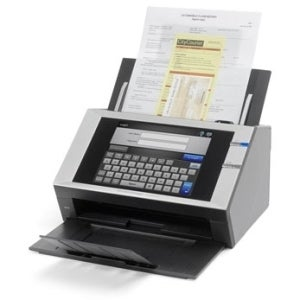 Fujitsu ScanSnap N1800 Sheetfed Scanner - 600 dpi Optical