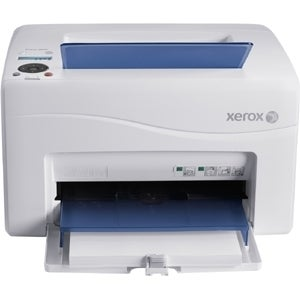 Xerox Phaser 6010N Laser Printer - Color - 600 x 600 dpi Print - Plai