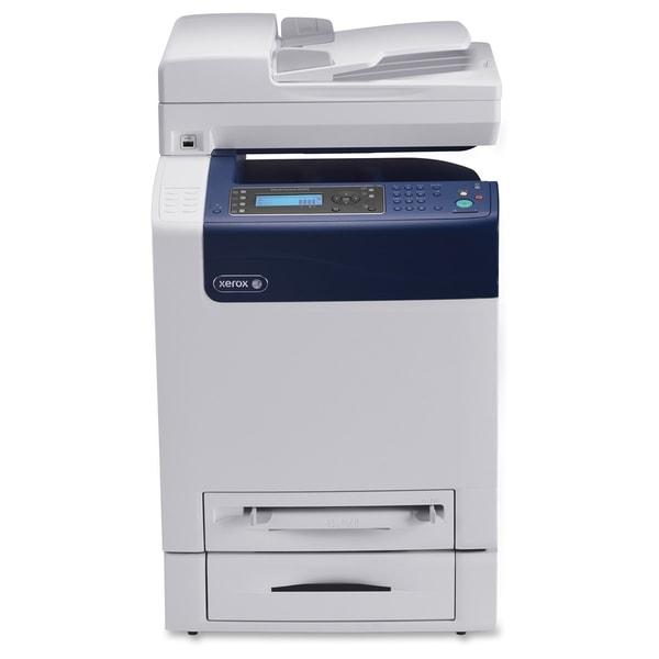 Xerox WorkCentre 6505N Laser Multifunction Printer - Color - Plain Pa