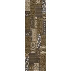 Dream Multi Geometric Rug (2'3 x 7'6)