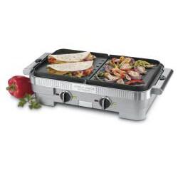 Cuisinart GR-55 Griddler Nonstick Grill/ Griddle
