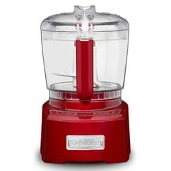 Cuisinart CH-4MR Elite Collection Metallic Red 4-cup Chopper/ Grinder