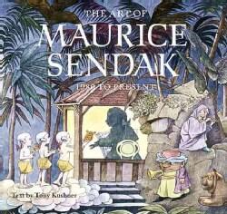 The Art of Maurice Sendak: 1980 to the Present (Hardcover)