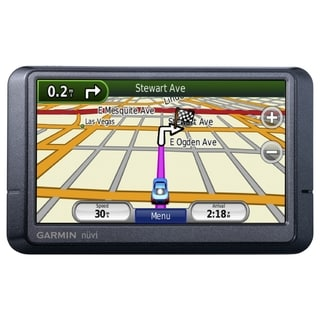 Garmin nuvi 465LMT Automobile Portable GPS Navigator