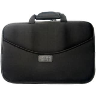 "Digital Treasures SlipIt! 07633 Carrying Case for 15"" Notebook - Blac"