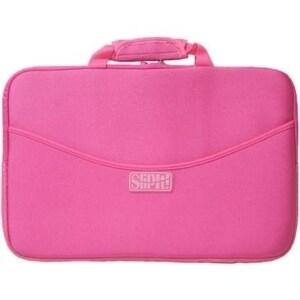 "Digital Treasures SlipIt! 07638 Carrying Case for 15"" Notebook - Pink"