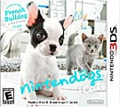 NinDS 3DS - Nintendogs + Cats: French Bulldog & New Friends