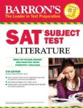 Barron's SAT Subject Test Literature (Paperback)