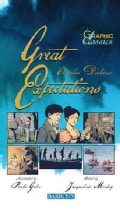 Graphic Classics: Great Expectations (Hardcover)
