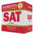 Barron's SAT Flash Cards (Cards)