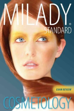 Milady Standard Cosmetology Exam Review (Paperback)