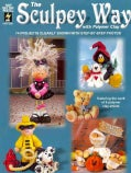 The Sculpey Way With Poly Clay (Paperback)