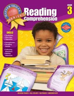 Reading Comprehension Grade 3 (Paperback)