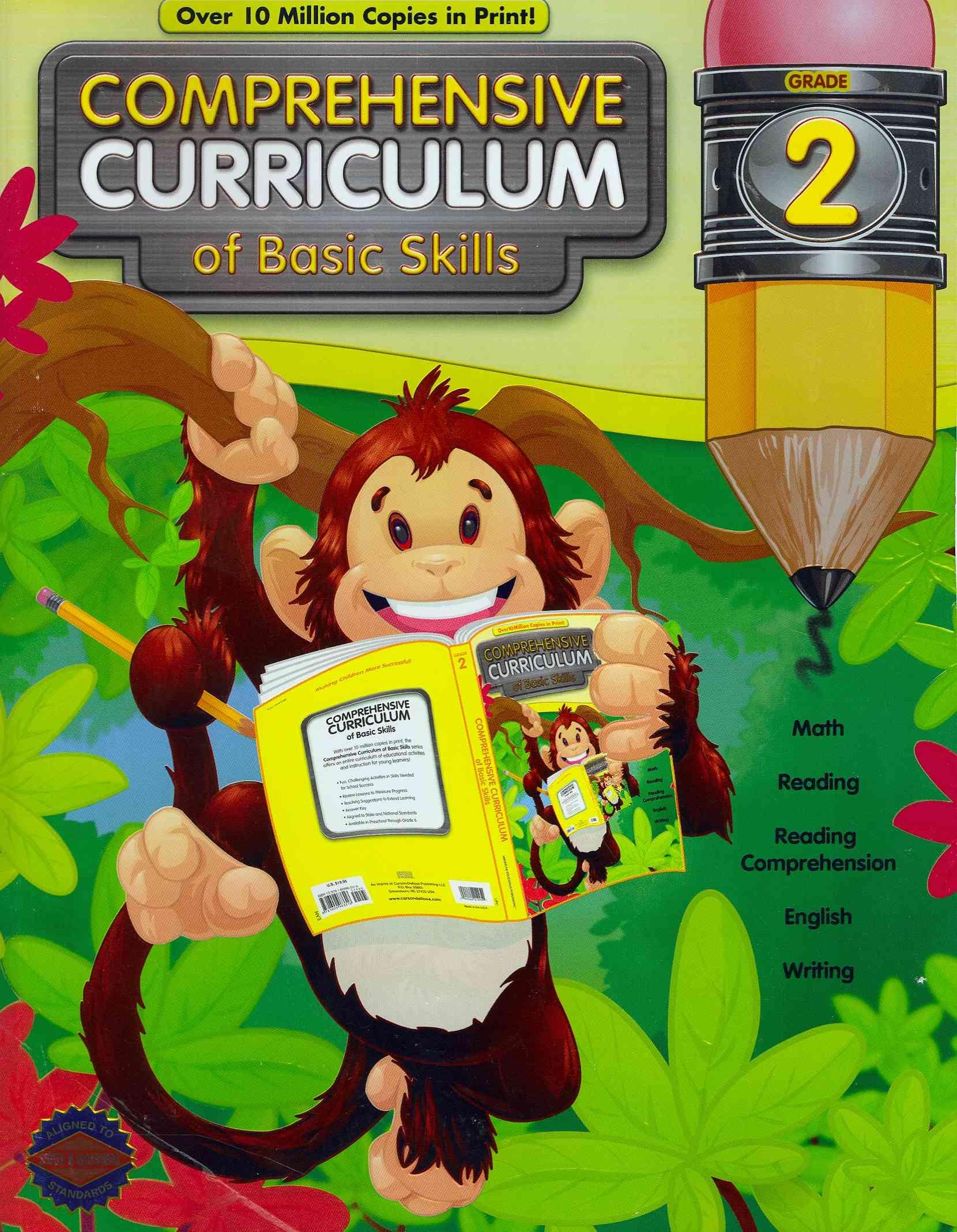 Comprehensive Curriculum of Basic Skills: Grade 2 (Paperback)