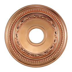 Copper Finish 15.5-inch Decorative Medallion
