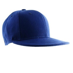 H2W Men's Blue Canvas Baseball Cap