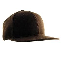 H2W Men's Brown Canvas Baseball Cap
