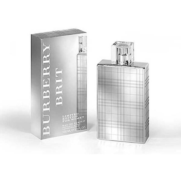 Burberry Brit Women's 3.4-ounce Eau de Parfum Spray (Limited Edition)