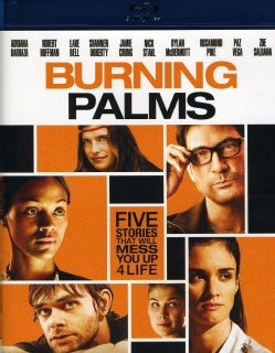 Burning Palms (Blu-ray Disc)