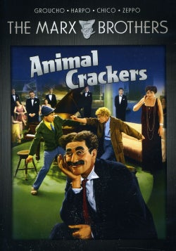 Animal Crackers (DVD)