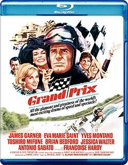 Grand Prix (Blu-ray Disc)