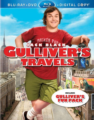 Gulliver's Travels (Blu-ray/DVD)