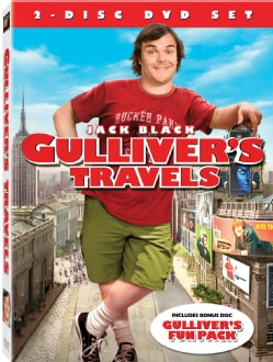 Gulliver's Travels (Gulliver's Fun Pack) (DVD)