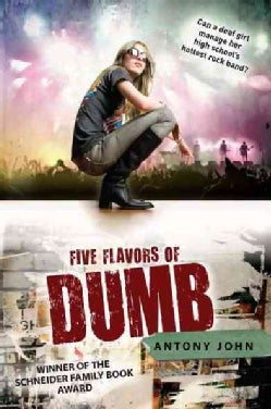 Five Flavors of Dumb (Paperback)