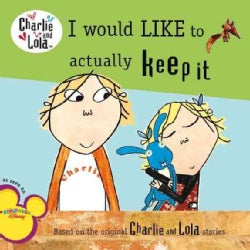 I Would Like to Actually Keep It (Paperback)