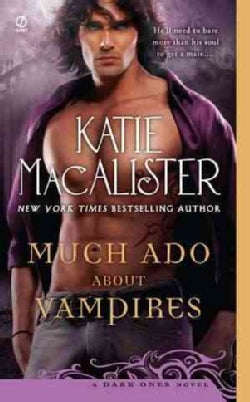 Much Ado About Vampires (Paperback)