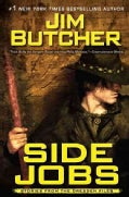 Side Jobs: Stories from the Dresden Files (Paperback)
