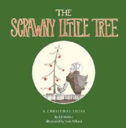 The Scrawny Little Tree (Hardcover)