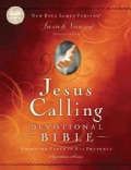 Jesus Calling Devotional Bible: New King James Version (Hardcover)