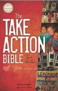 The Take Action Teen Bible: New King James Version (Paperback)