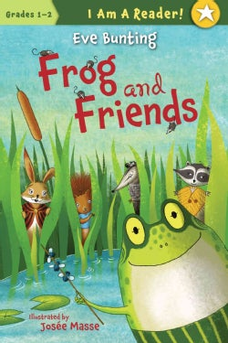 Frog and Friends (Paperback)