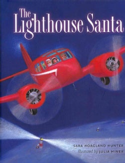 The Lighthouse Santa (Hardcover)