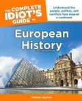 The Complete Idiot's Guide to European History (Paperback)