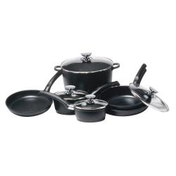Berndes SignoCast Cast Aluminum 10-pc Cookware Set