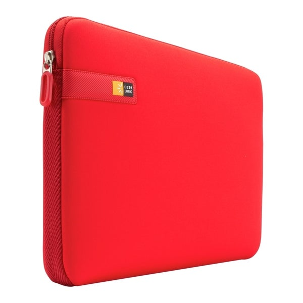 """Case Logic LAPS-116 Carrying Case (Sleeve) for 16"""" Notebook - Red"""