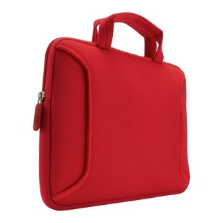 "Case Logic LNEO-10 Carrying Case (Sleeve) for 10.2"" Netbook - Red"