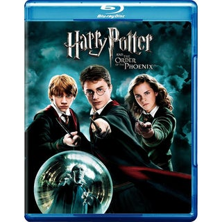 Harry Potter And The Order Of The Phoenix (Blu-ray Disc)