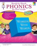 Month-by-Month Phonics for First Grade (Paperback)