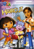 Dora The Explorer: It's Haircut Day (DVD)