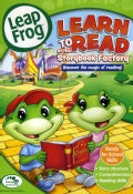 Leapfrog: Learn To Read At The Storybook Factory (DVD)